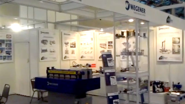 Интерпластика 2015 Компания Wegener International GmbH